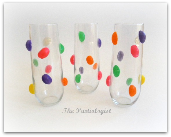 Jelly Bean Easter Glasses
