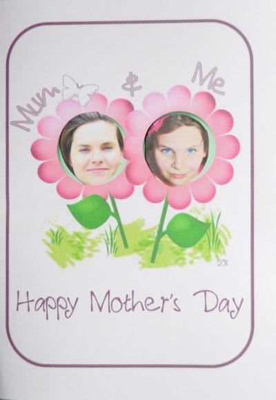 Mum & Me Card