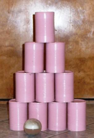 Pyramid Bowling