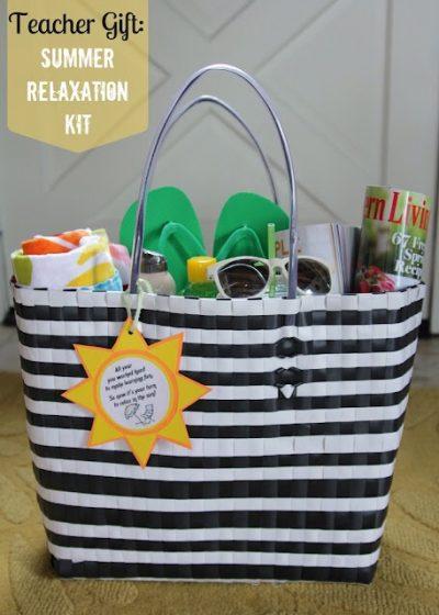 Summer Fun Tote for Teachers