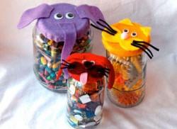Animal Jars