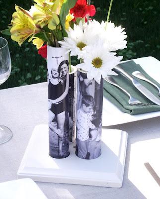 Mother's Day Bud Vase