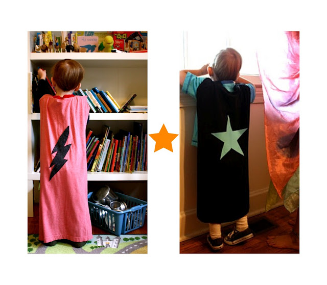 Super Hero Cape with Power Cuffs