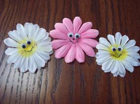 Daisy Pins