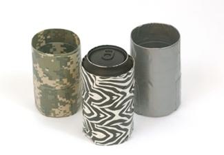 Duct Tape Drink Koozie