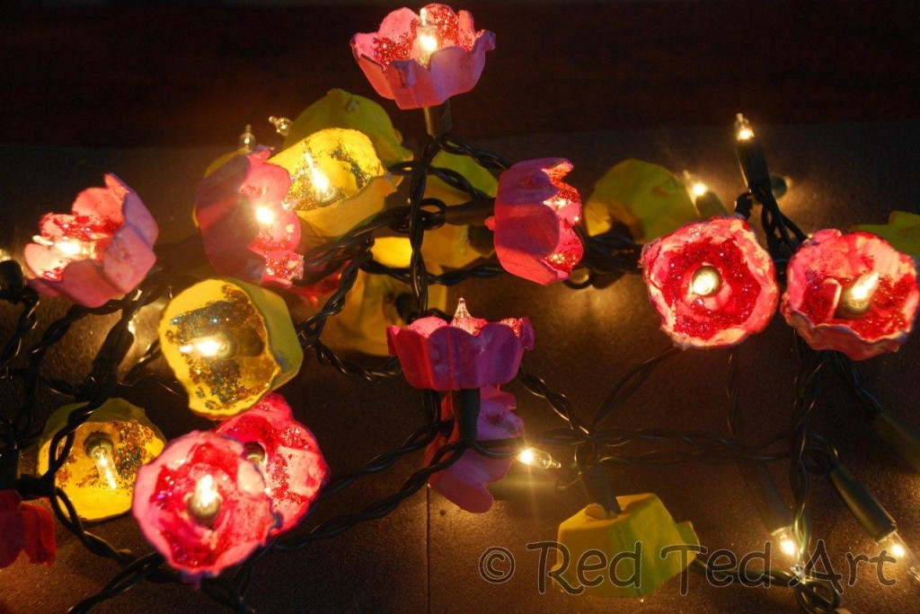 Blossom Fairy Lights Fun Family Crafts