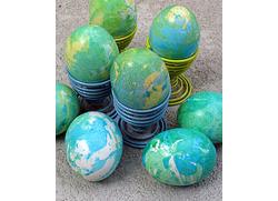 Earth Day Eggs