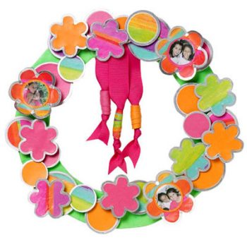 Best Friends Wreath