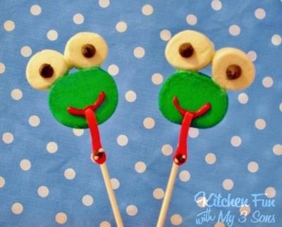 Frog Pops