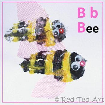 Handprint Bee