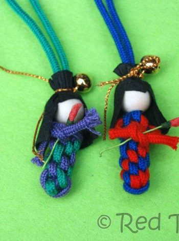 Japanese Scoubie Dolls