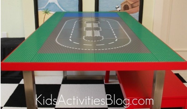 Lego Table for Big Kids