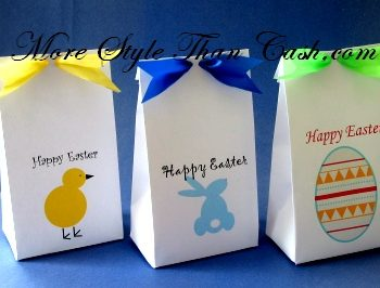 Easter Bag Prints