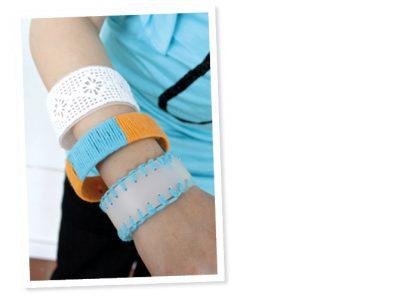 Plastic Bottle Bracelet