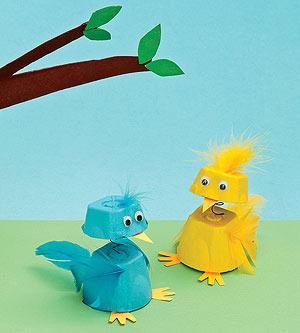 Springtime Chicks
