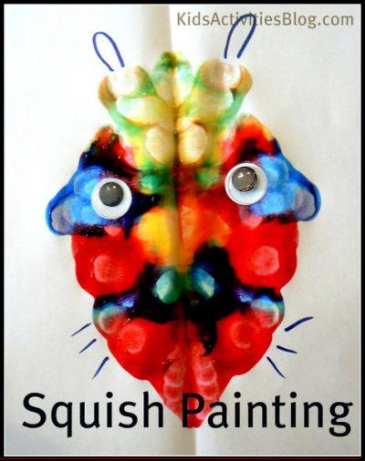 Squish Monster