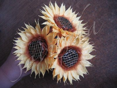 Sunflowers and Chocolates