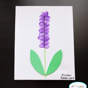 Thumbprint Hyacinth