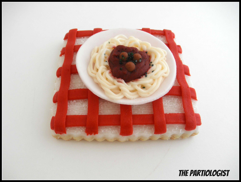 Pasta Cookie