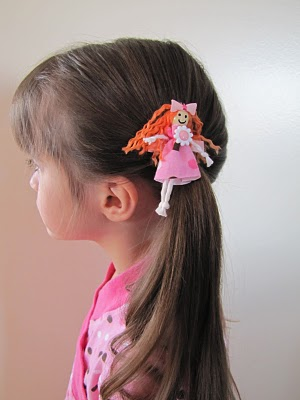 Dolly Ponytail Holders