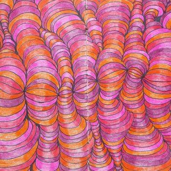 Op Art Inspired Line Drawing
