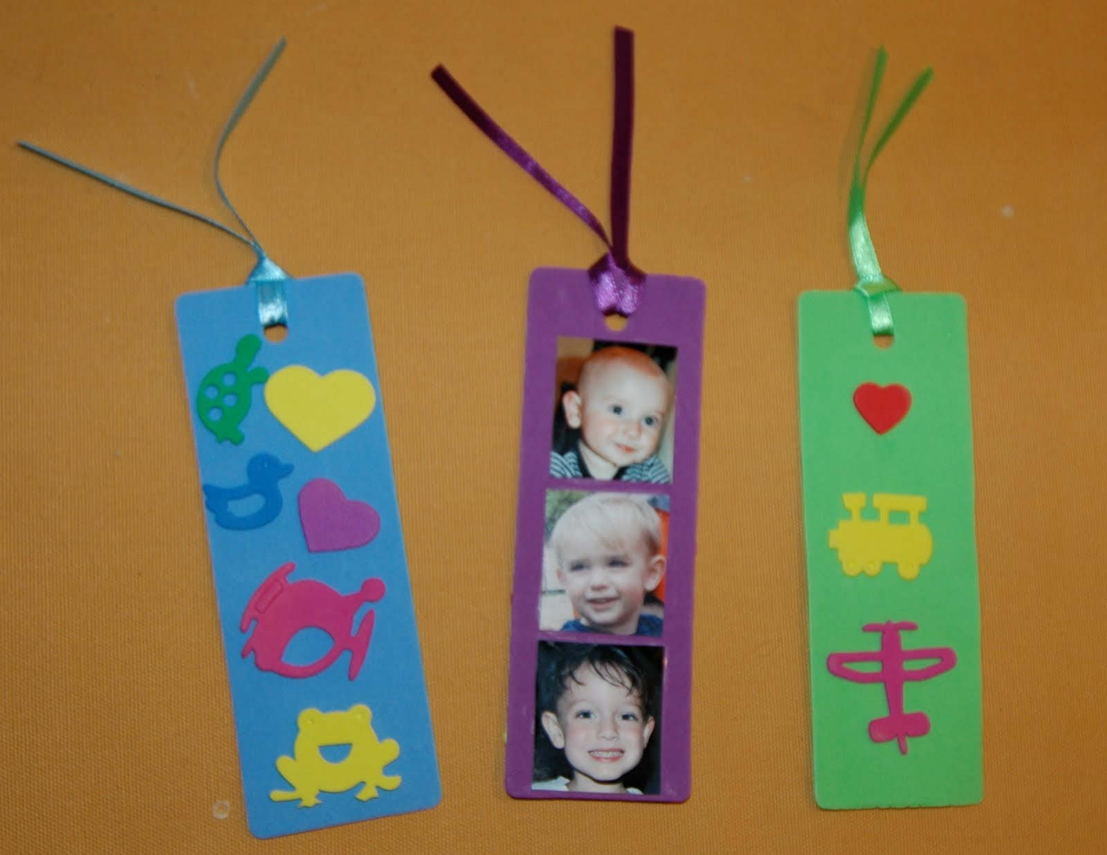 Bookmarks For Mom Fun Family Crafts