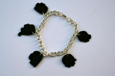 Sihloutte Charms Bracelets