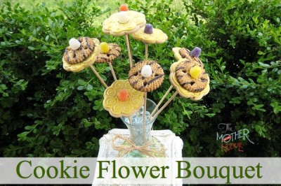 Cookie Flower Bouquets