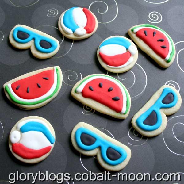 End of School Cookies