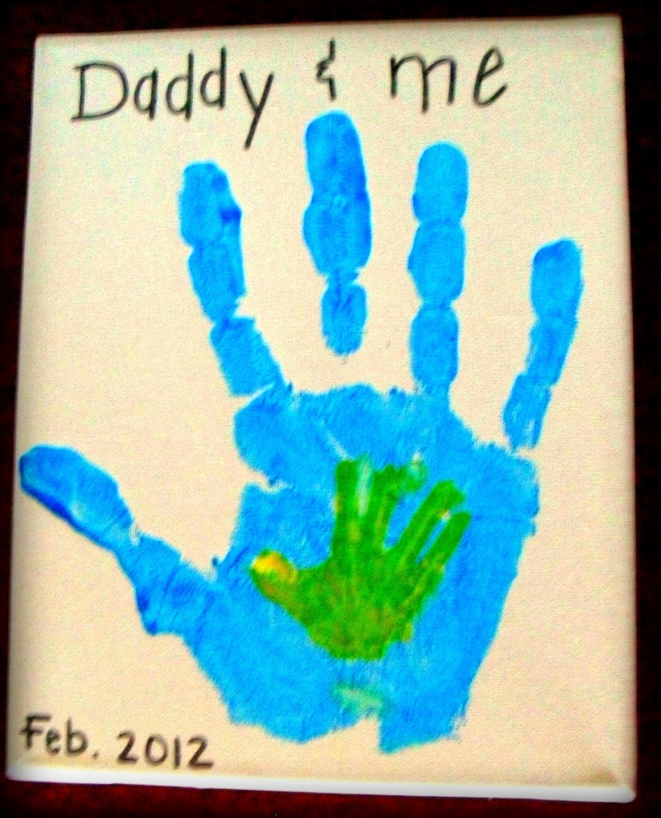 Daddy Me Fun Family Crafts