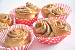 Short Cut Cinnamon Rolls