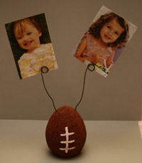 Football Picture Holder