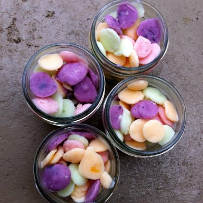 Frozen Yogurt Chips
