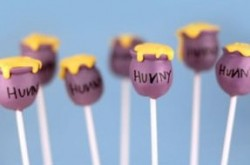 Honey Pot Cake Pops