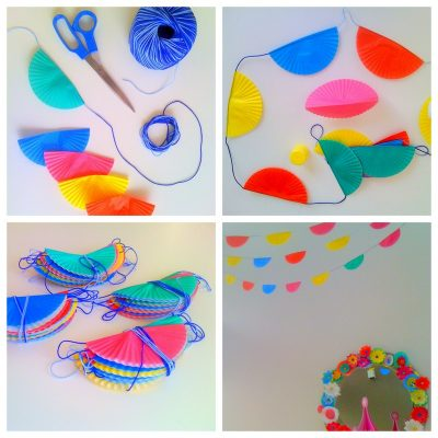 Clam Shell Bunting