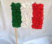 Colors of Mexico Flag