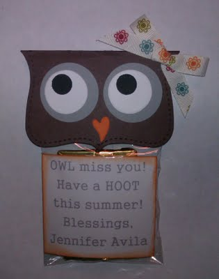 Owl Miss You