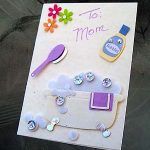 Mother's Day Pamper Card