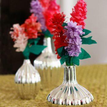 Pretty Paper Hyacinth