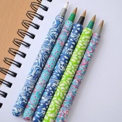Pretty Clay Pens