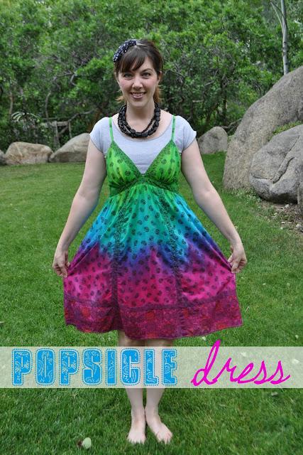 Popsicle Dress