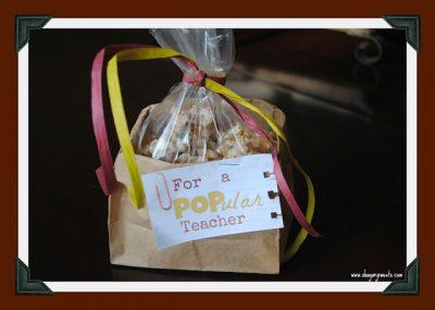 For a POPular Teacher