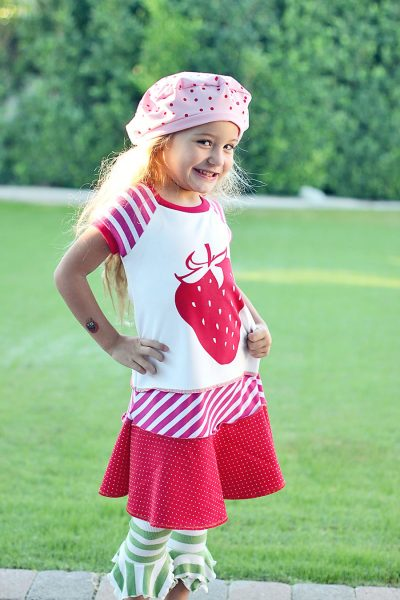 Strawberry Shortcake Outfit