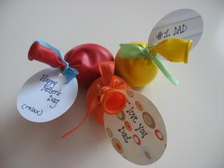 Balloon Stress Balls Fun Family Crafts