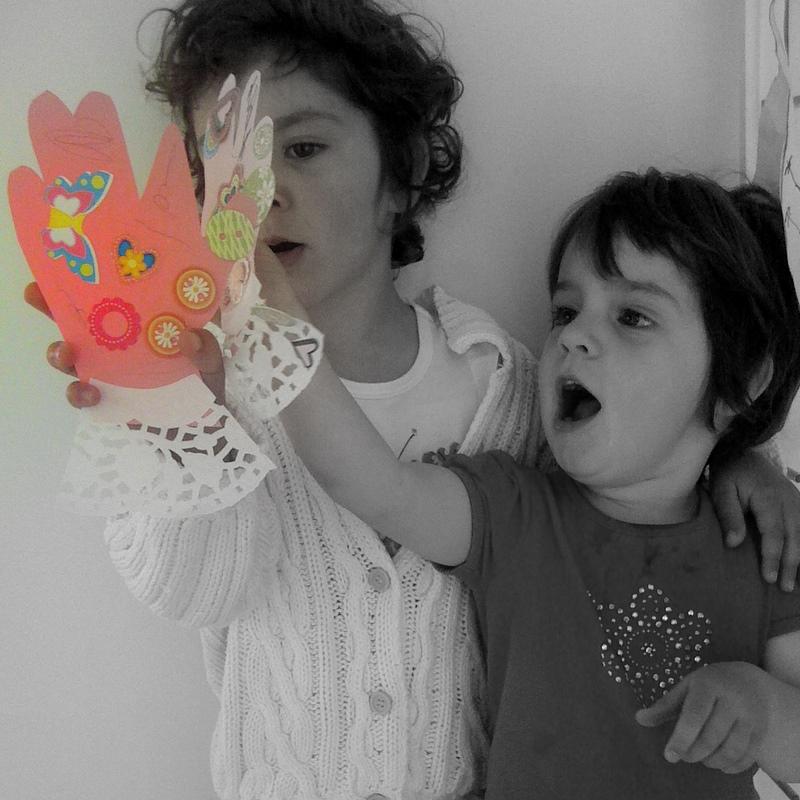 Paper Gloves