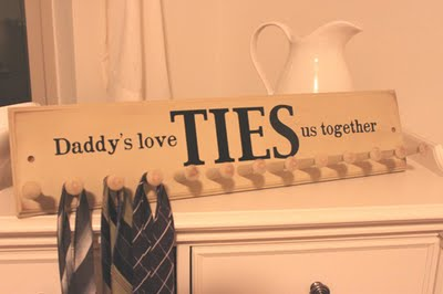 Daddy's Love Ties Us Together