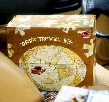 Dad's Travel Kit