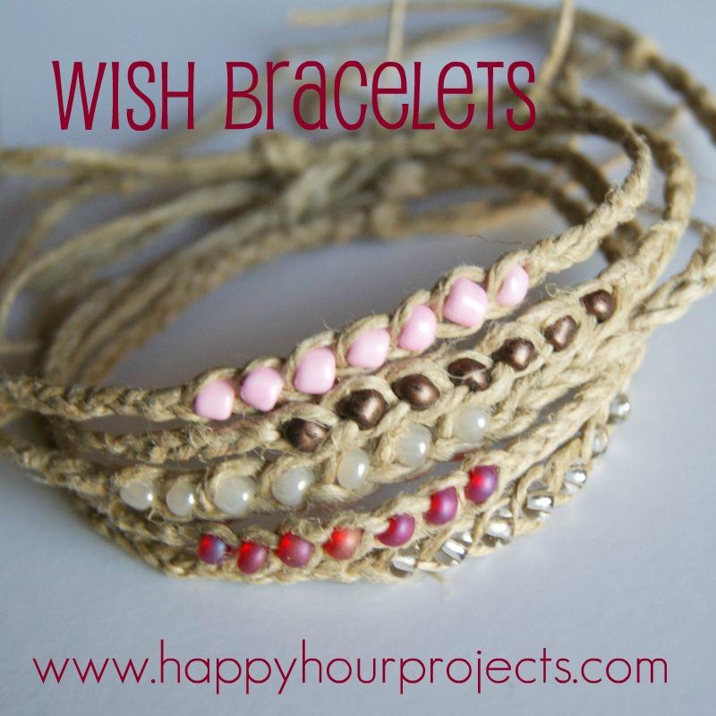 Wish Bracelets