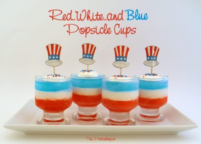 Popsicle Cups