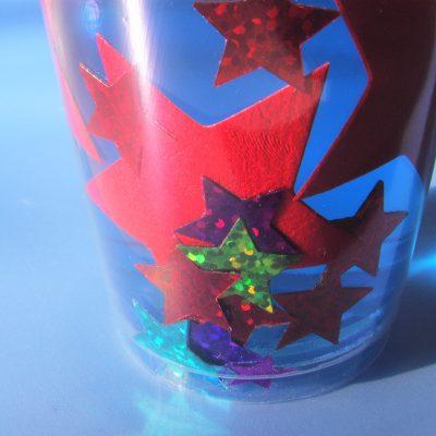 July 4th Jello Cups